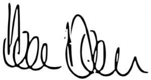 underskrift (skærmbillede)